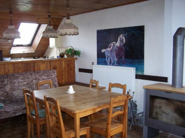Ubytování na horách - Penzion u Janova nad Nisou v Jizerských horách - pokoj